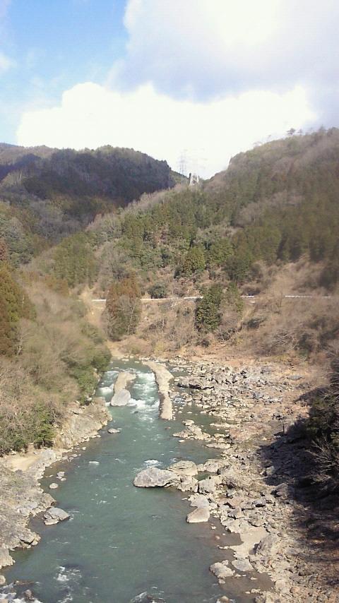 川開きの朝