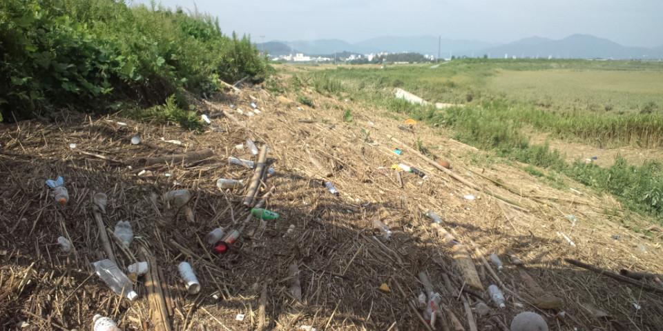 10月20日(<br />  日)は、ふるさと清掃IN保津川を実施します。